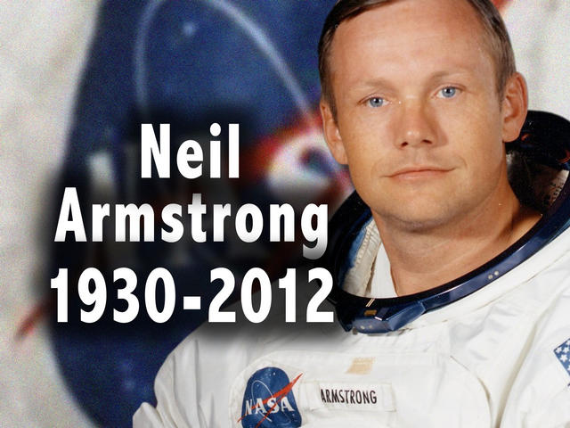 NASA Space Astronauts Neil Armstrong