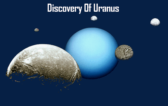 Discovery Of Uranus