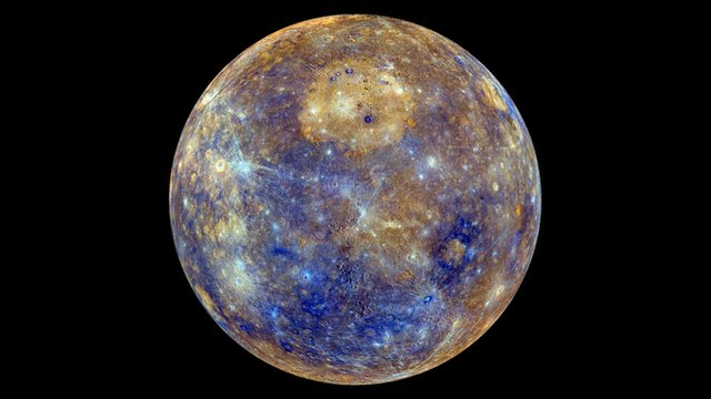 a descriptive report about the planet mercury and its history of formation The answer machine the planets information home | space information mercury's thin atmosphere consists of atoms blasted off its surface by the solar wind.